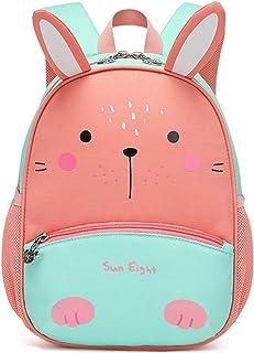 PROTAURI Plecak dla chłopców i dziewczynek, plecak szkolny, przedszkole, przedszkole, przedszkole, plecak na co dzień, kar...