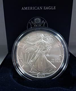 Best 2007 w american silver eagle burnished uncirculated Reviews