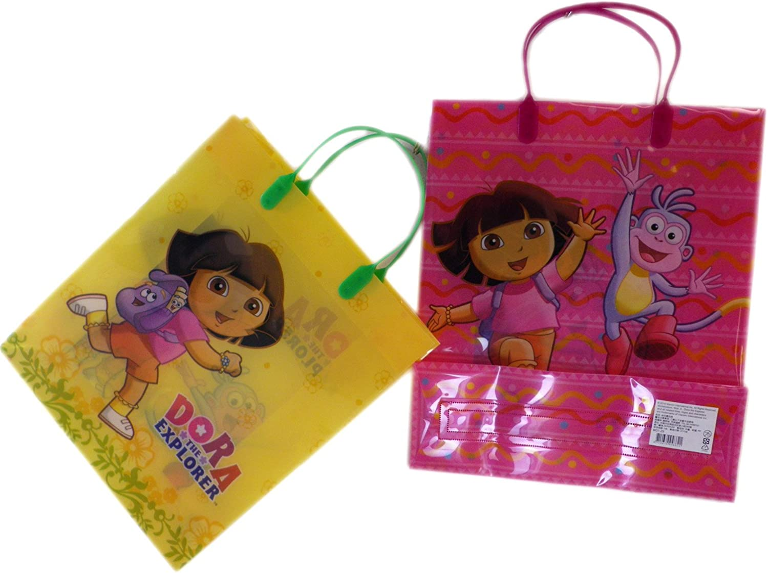 Dora the Explorer Plastic Gift Bag (6 pieces)