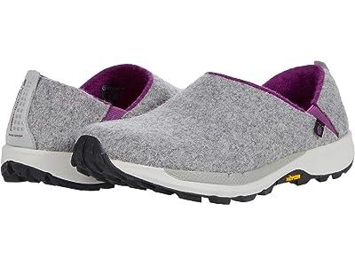 Topo Athletic Rekovr 2 (Grey/Purple) Women