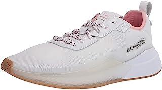 حذاء رياضي نسائي PFG منخفض السحب PFG من Columbia PFG باللون الأبيض/مقاس 12 عادي أمريكي