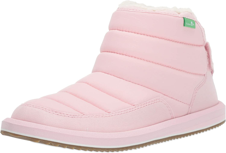 Sanuk Kids' Lil Puffer Fashion Stiefel,