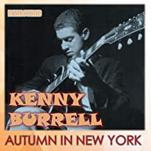 autumn in new york kenny burrell