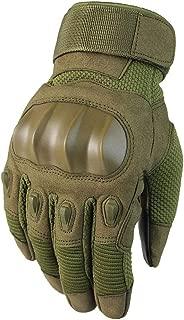 LXY* Motorbike Gloves, Men Full Finger Motorcycle Gloves Touch Screen Riding Motocross Racing Gloves