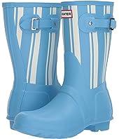 Original Garden Stripe Short Rain Boots