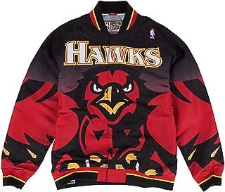 Mitchell & Ness Atlanta Hawks Warm Up Jacket