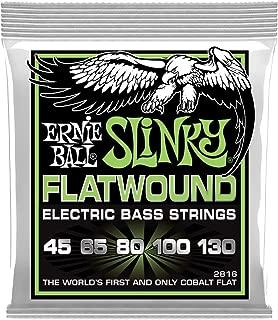 Ernie Ball Bass Guitar Strings (P02816)