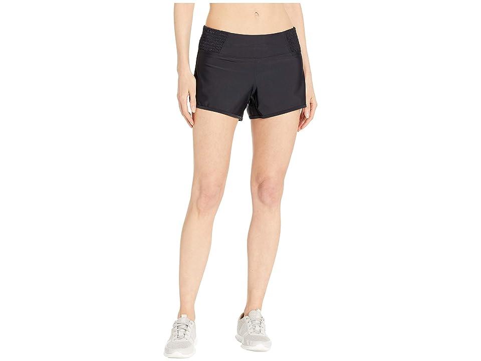 Prana Chantel Shorts (Black Solid) Women