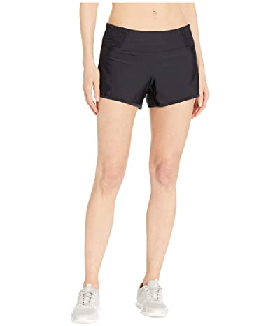 Prana Chantel Shorts (Black Solid) Women
