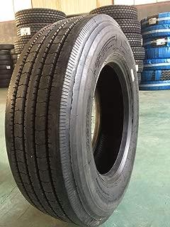 1 New 265/70R19.5 H/16PR - Deep Steer All Position Truck Tires 26570195 (HS205)