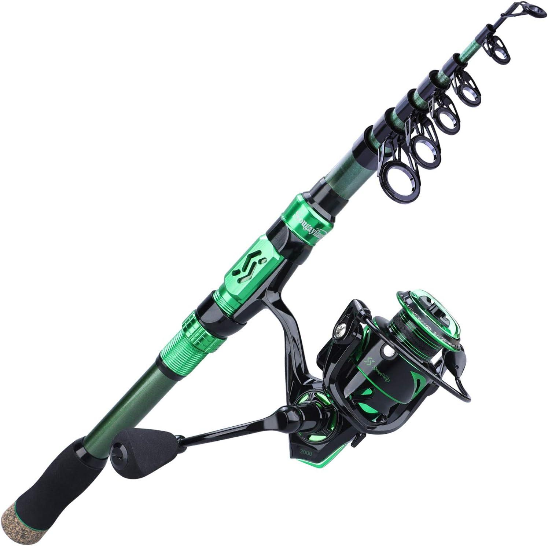 Sougayilang Fishing Rod Reel Combos Portable Ranking TOP7 Carbon Ranking TOP19 24Ton Fibre