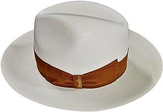 Borsalino Cappello Uomo 140340 Panama Fine 100% Paglia Made in Italy