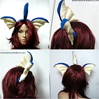 Vaporeon Pokemon Ears Headband Acceessories Photo Prop Cosplay Costume