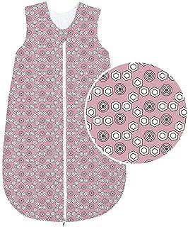 ODENWÄLDER Baby Nice Sac de couchage 90 cm été coton Enfants Filles Garçons