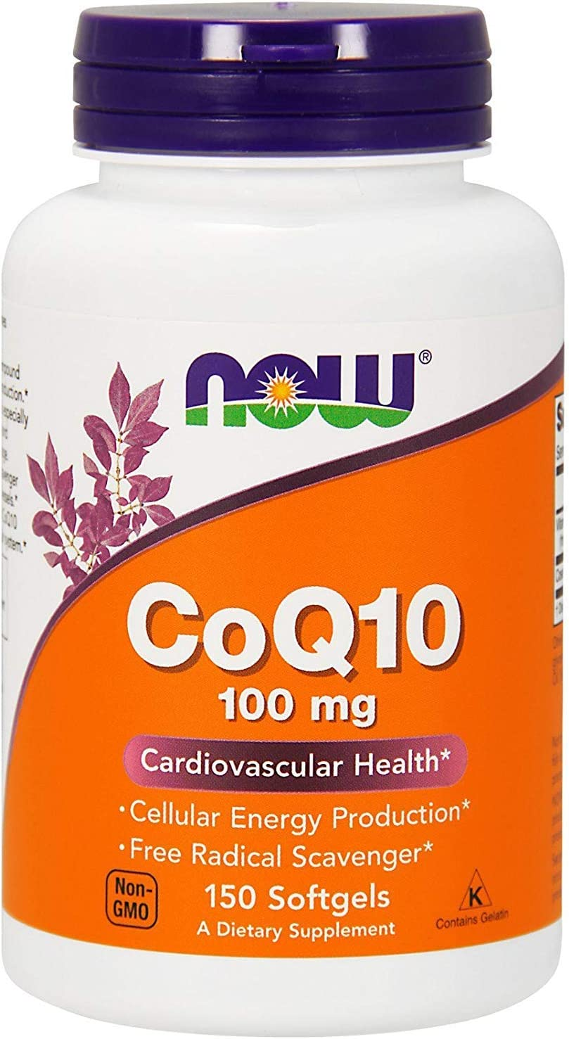 NOW Foods New Free Clearance SALE! Limited time! Shipping - Coq10 mg Sgels 150 100