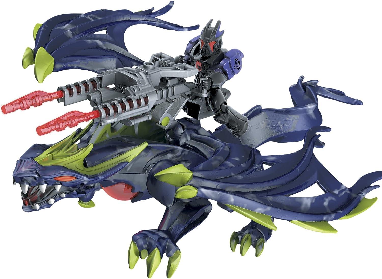 Mega Bloks Dragon Chrono Kaizer