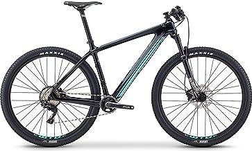 Fuji SLM 29 2.5 2019 - Bicicleta de Cola Dura (48 cm), Color Negro