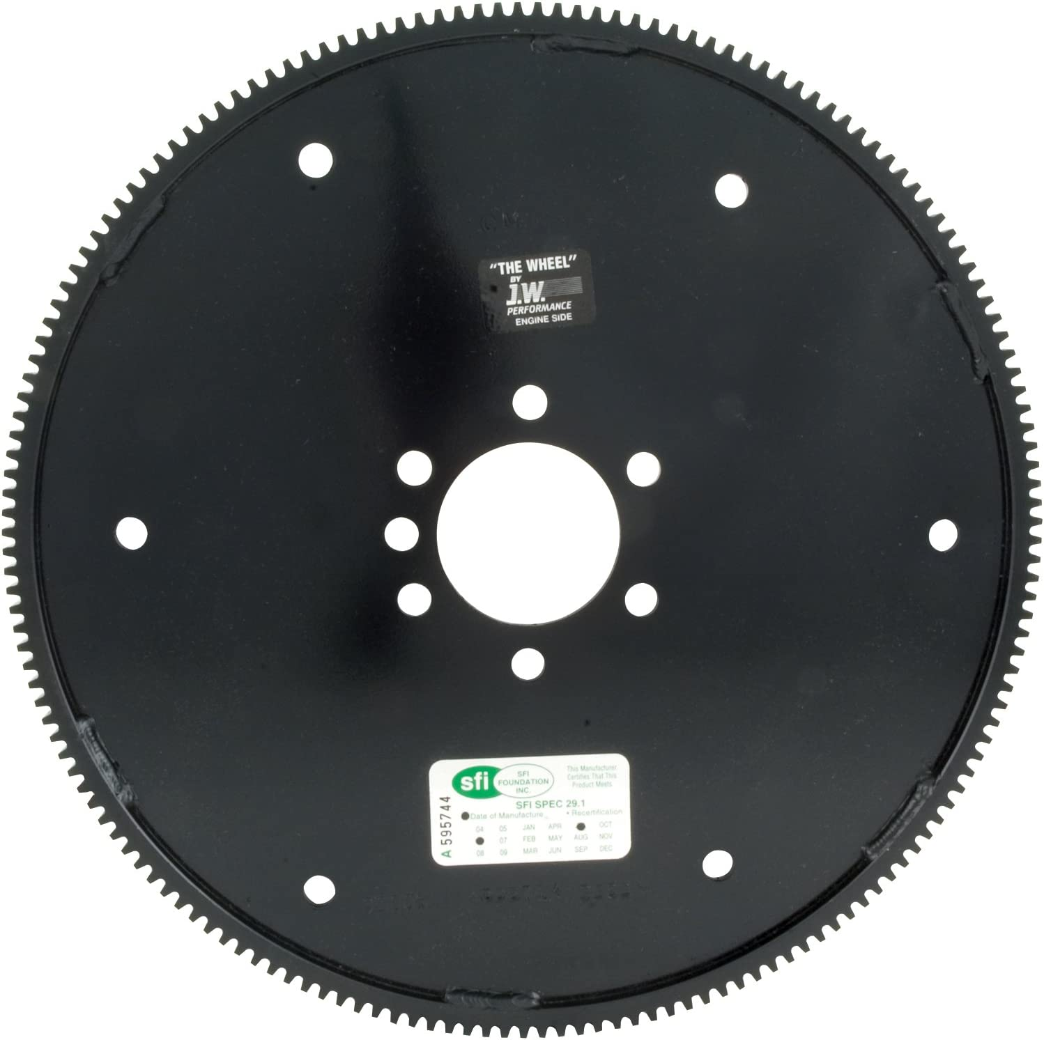 5 ☆ very popular J.W. Performance Transmissions N93002-468 Fo for Flexplate Super special price Crank