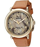 Shinola Detroit - The Runwell Petoskey Stone 41mm - 20122628