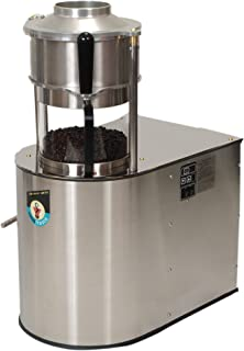 Sonofresco 2200-S Natural Gas Coffee Roaster, 2-Pound, Brushed Stainless Steel