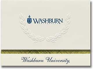 washburn university colors