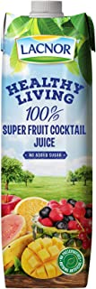 Lacnor Healthy Living Super Fruit Cocktail Juice - 1 Liter