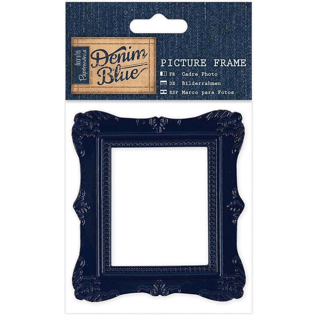 DOCrafts PMA269105 Papermania Denim Blue Picture Frame