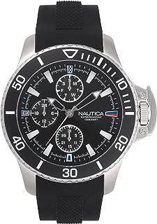 Nautica Men's Bayside Multifunction Watch