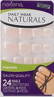 Nailene Daily Wear Naturals - para uñas de los pies - rosa