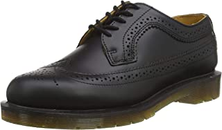 3989 Brogue BEX 3-Eye Leather Wingtip Shoe for Men and Women