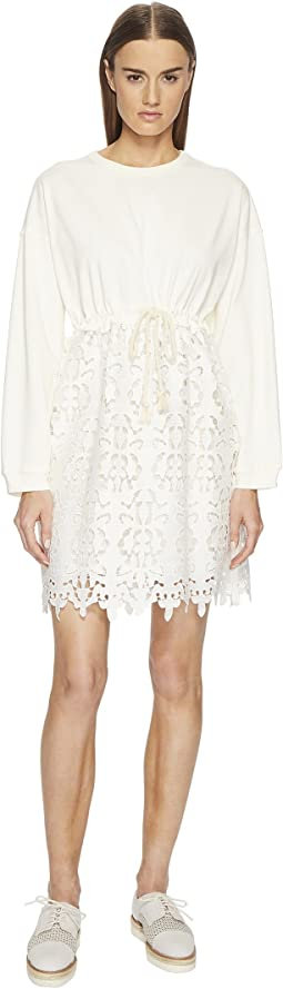See by Chloe - Lace Bottom Dress