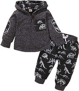 SANMIO طفل رضيع رضيع بنين بنات ملابس هوديي الزي الكلاسيكي منقوشة البلوز + مجموعة ملابس السراويل للأطفال