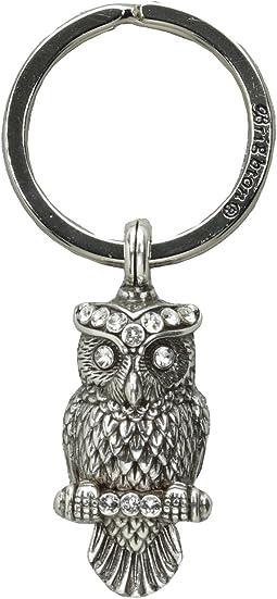 Wisdom Owl Keyfob
