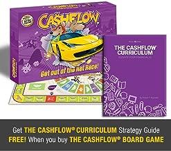robert kiyosaki cashflow board game