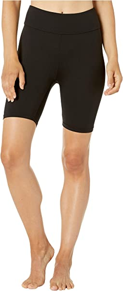 Bike Shorts with Waistband