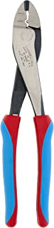 Channellock 909CB Cutting Crimping Plier with Code Blue Comfort Grips, 9-Inch