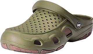 Jose Amorales Zapatillas de Casa para Hombre - Zuecos Goma EVA - Zapatos de Jardin - Cocina - Playa