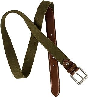 Polo Ralph Lauren Men's Webbed Roller Buckle Belt