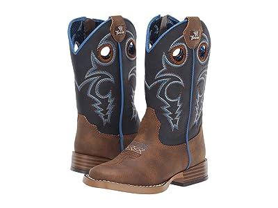 M&F Western Kids Ben (Toddler/Little Kid) (Brown) Cowboy Boots