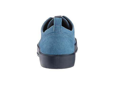 Chameau Bleu Brique Baskets Leatherindigo Cuir Ecco Feu Lagoonpowder Doux 7 8 HxpwqCn7A