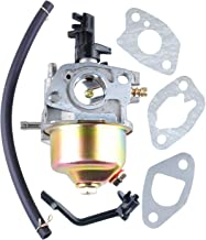 46561 Carburetor for Champion Power Equipment 3500 4000 Watts Gas Generator with Gaskets Replace 46558 46596, 46533, 46534, 46535, 46539, 46540, 46551, 46553, 3500 4000 Watts Carburetor