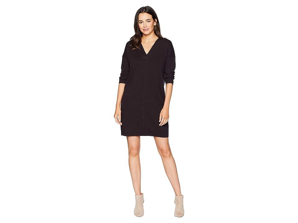 Lilla P 3/4 Sleeve Dress (Redwood) Women