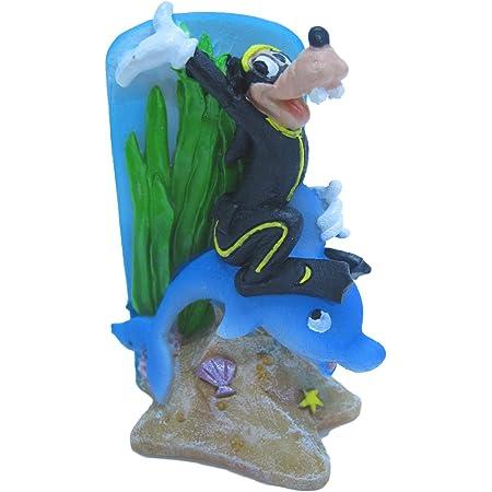 Multi-Color Mini Penn Plax Mini Mickey with Shark