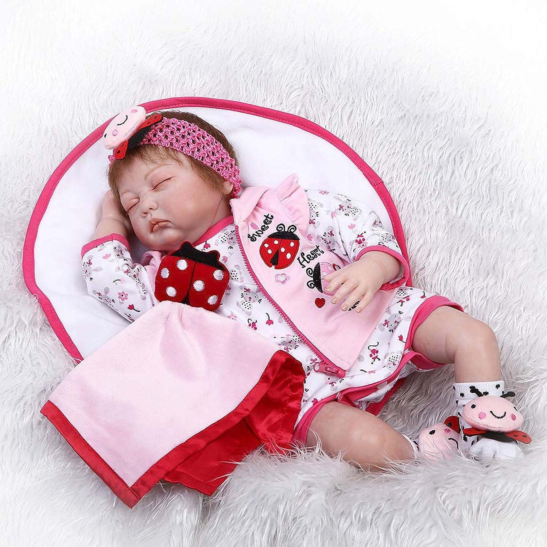 Nysunshine 22inch Lifelike Large Size Baby Newborn Doll,Birthday Christmas Gifts