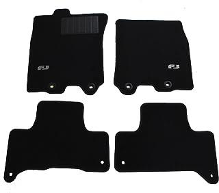 Genuine Toyota Accessories PT206-35110-20 Carpet Floor Mat for Select FJ Cruiser Models, Charcoal
