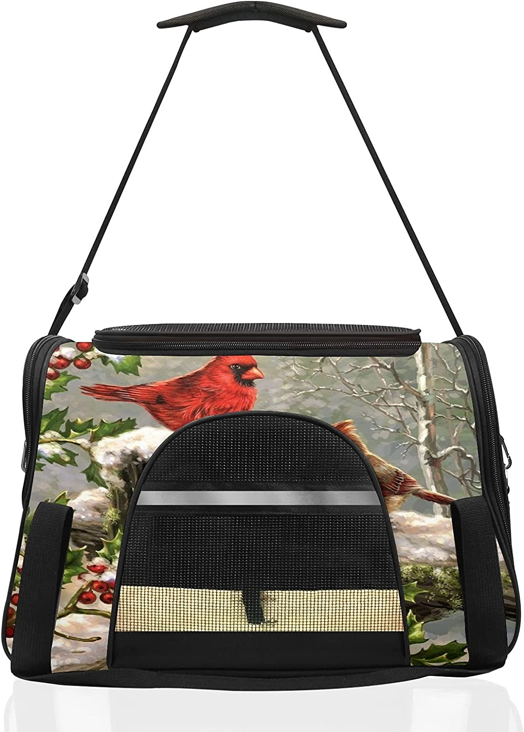 Pet Carriers Genuine for Cat Bird Selling rankings Soft-Sided Travel Approved Airline