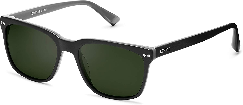 MVMT Ritual | Square Men's Sunglasses | 55 mm