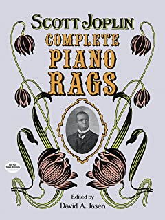 Complete Piano Rags (Dover Music for Piano)