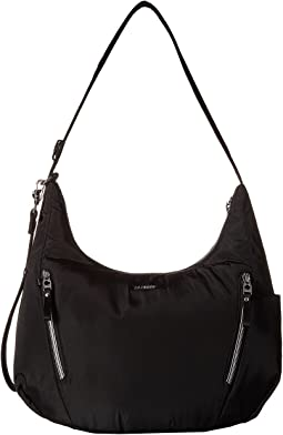 Stylesafe Anti-Theft Convertible Length Crossbody