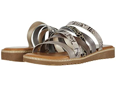 Blowfish Orrah (Smoke/White Coil/Grey Leopard/Pewter) Women